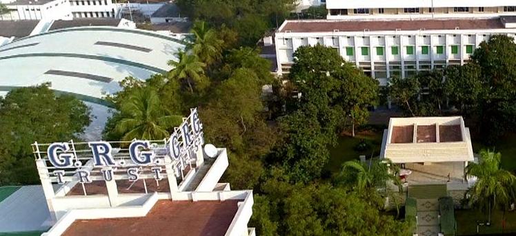 PSGR Krishnammal College for Women Image