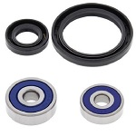 Front Wheel Bearings and Seal Kit 25-1164B