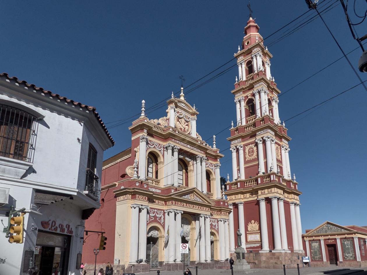 Convento de San Francisco Salta