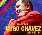 We Remember Chávez