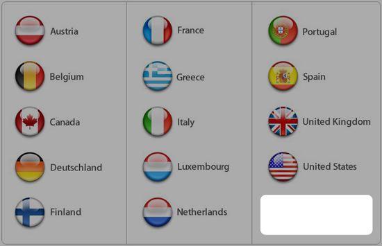 iTunes Music Store Switzerland