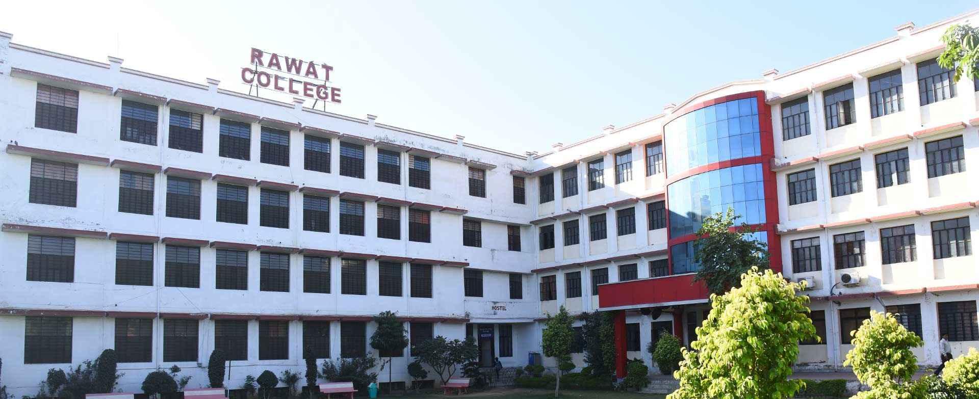 Rawat P.G. Girls College Image