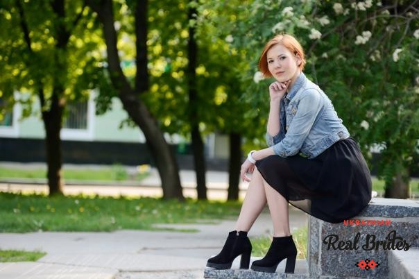 Photo gallery №10 Ukrainian girl Daria