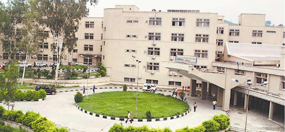 Dr. Rajendar Prasad Government Medical College, Tanda Image