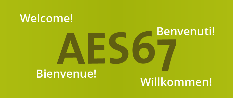 AES67 NOW!