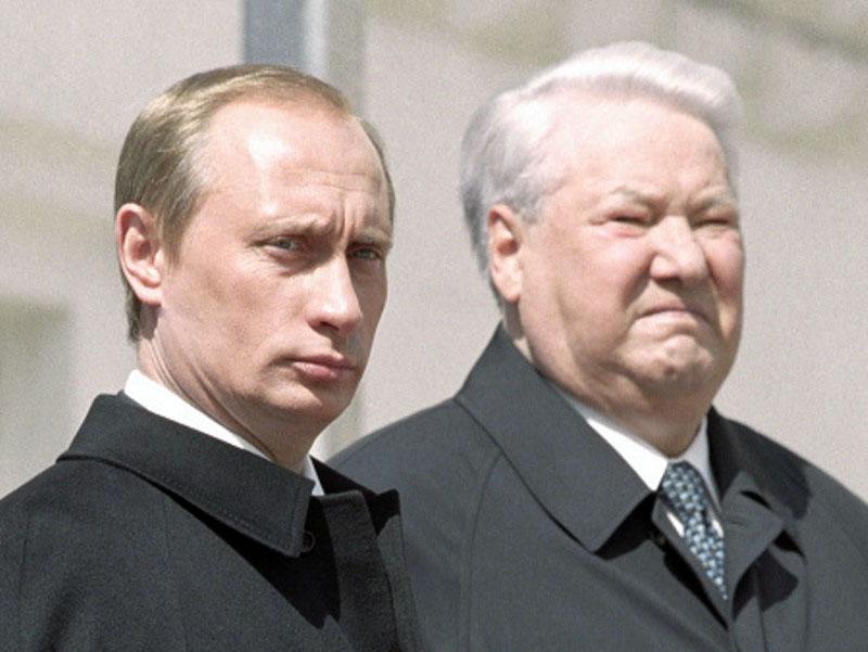 Как Путин должен уйти?