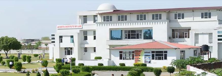 Geeta Institute of Law, Panipat Image