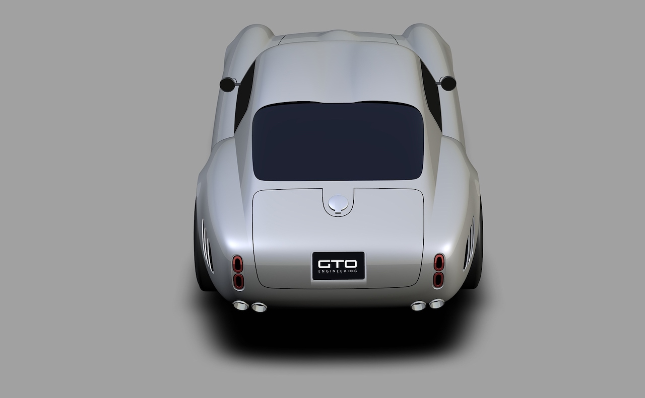 Production confirmed for GTO Engineering's Project Moderna