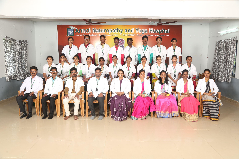 Annai College of Naturopathy and Yogic Science, Thanjavur