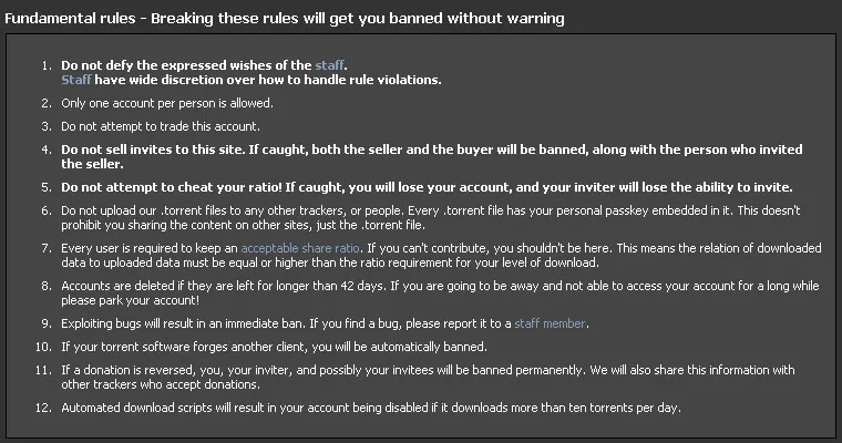 waffles.fm rules