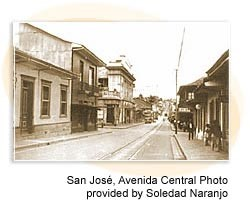 San Jose, Avenida Central Photo