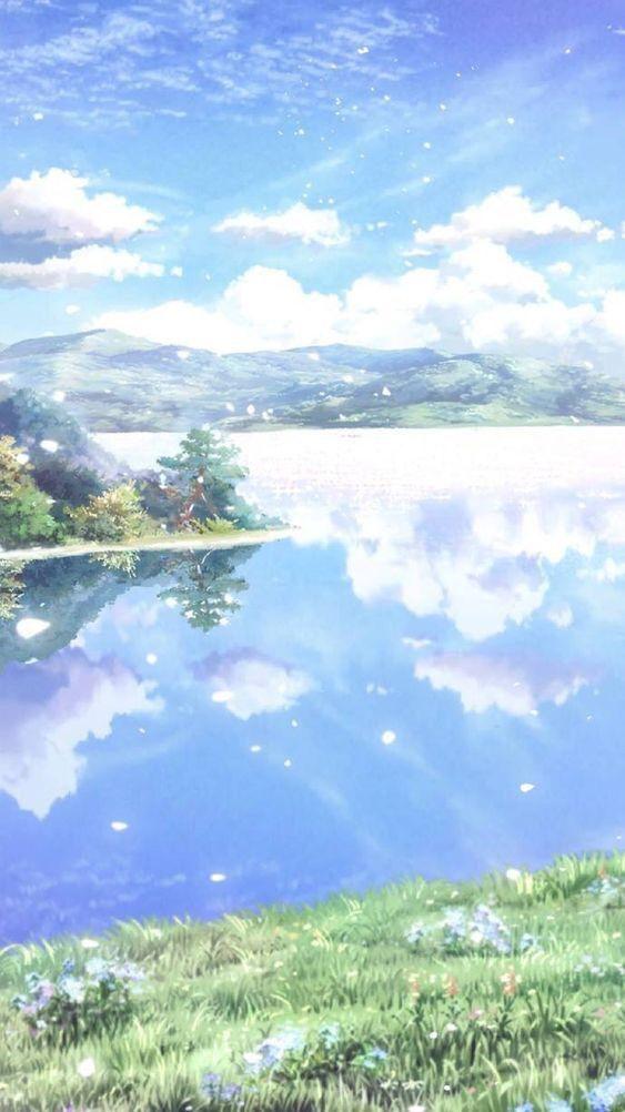 Anime Nature Background 12