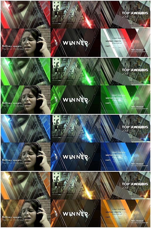 Top Awards - 2