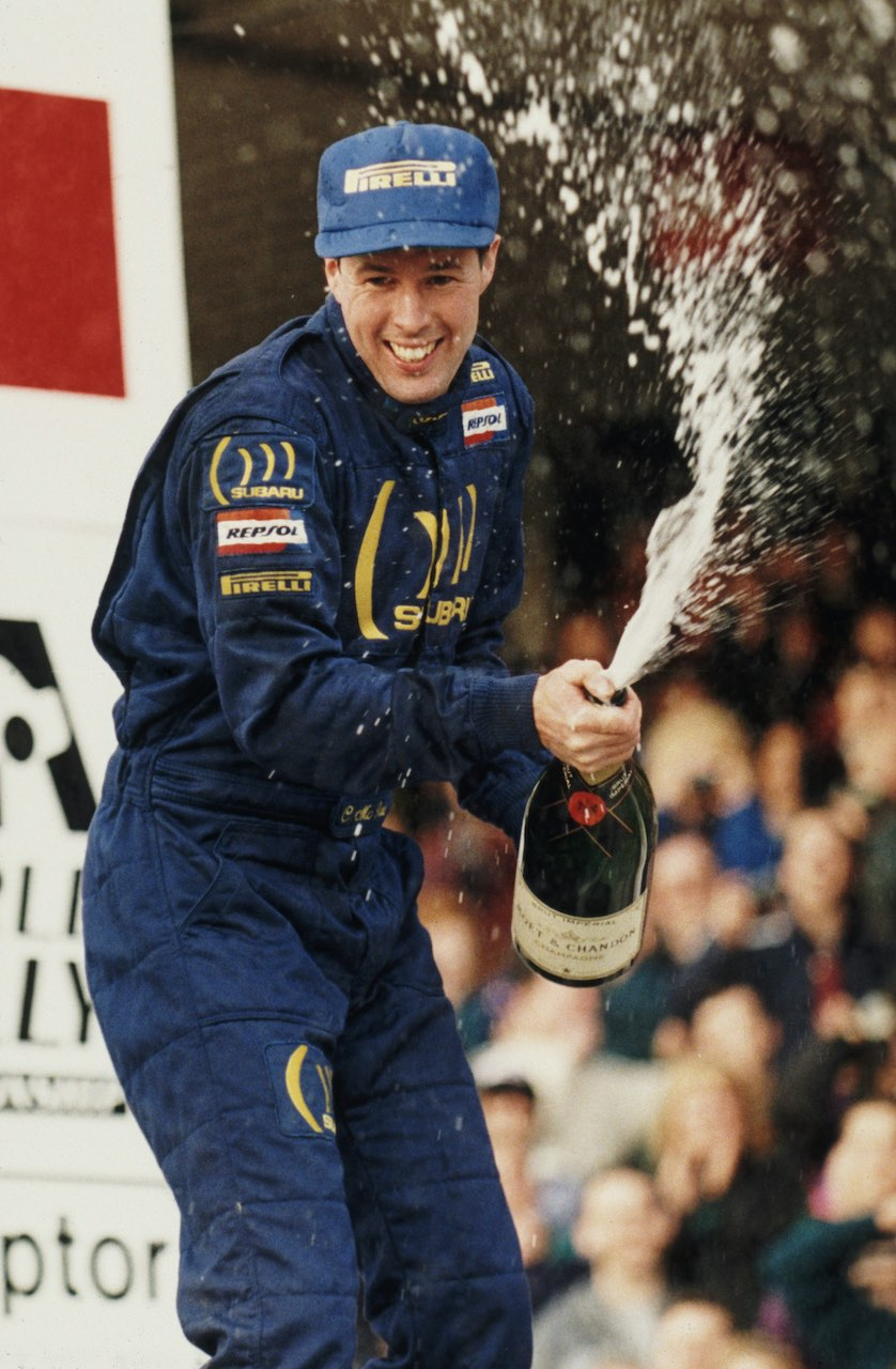 Wales Rally GB celebrates 25 years since Colin McRae's WRC win