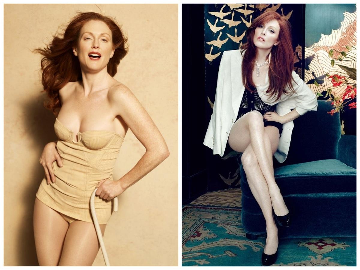 Julianne Moore Nude Celebrities