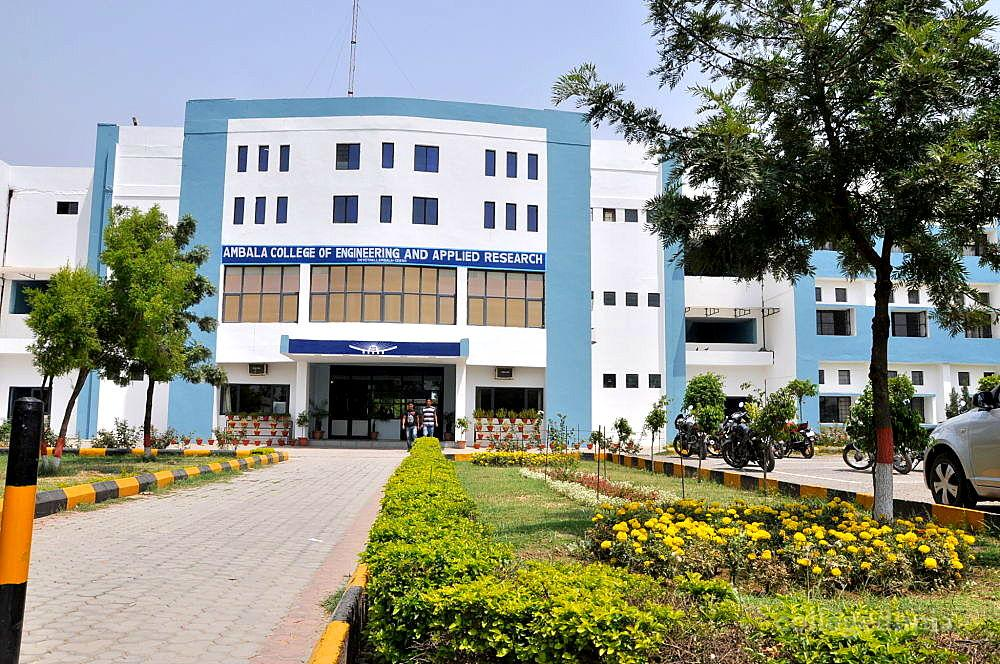 Ambala College Of Engineering and Applied Research Image