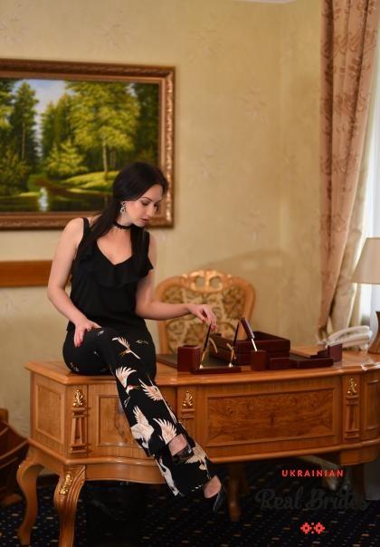 Photo gallery №8 Ukrainian lady Olesya
