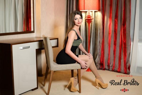 Photo gallery №15 Ukrainian lady Anastasia