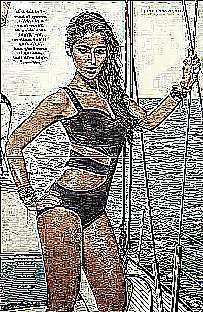 Mannequin malgache