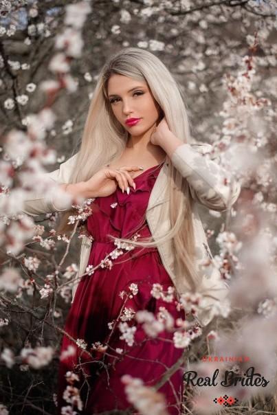 Photo gallery №14 Ukrainian bride kseniya