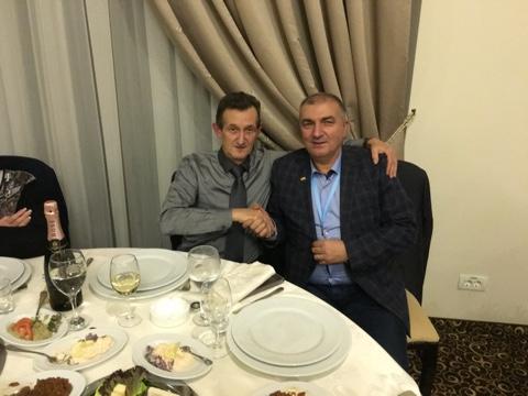 Фотография спортсменов голубеводов Подольского клуба