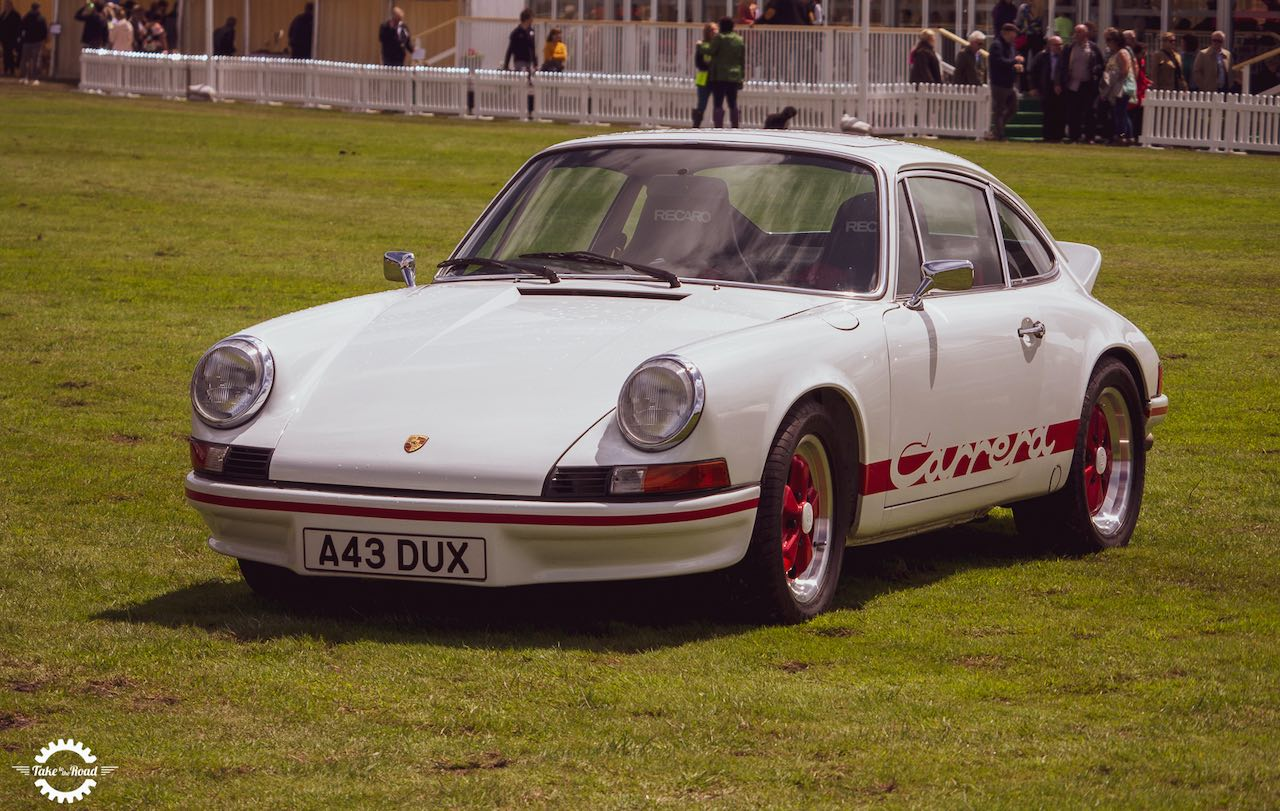 Top six classic cars of all time