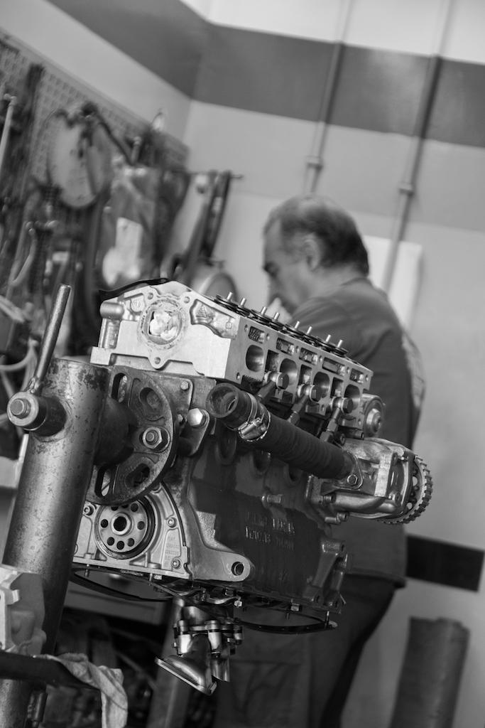 Italian Classic Car Passion - Mittiga Tuning
