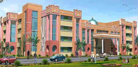 Government Ayurvedic College and Hospital, Banda