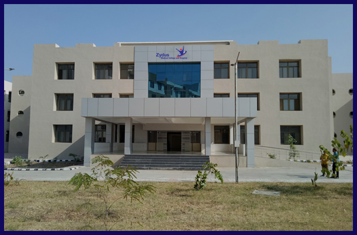 Zydus Medical College and Hospital, Dahod