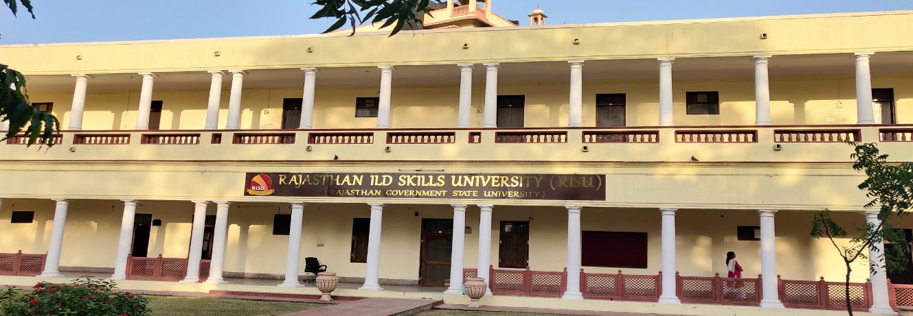 Rajasthan ILD Skills University, Jaipur