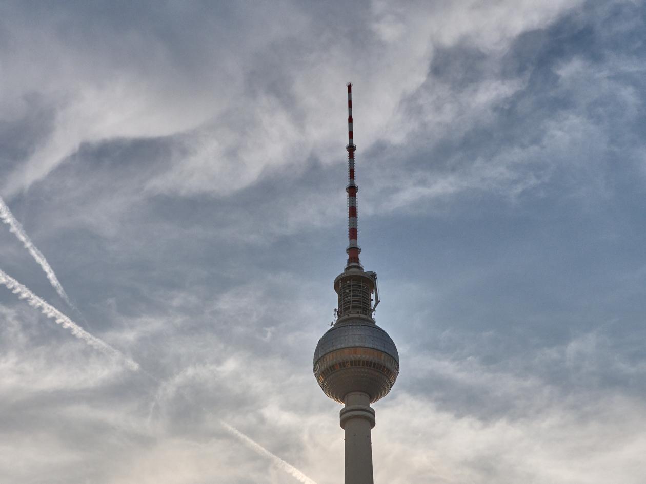 Torre de Television Berlin