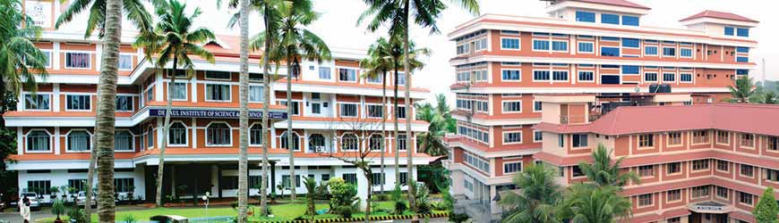 De Paul Institute of Science And Technology, Ernakulam