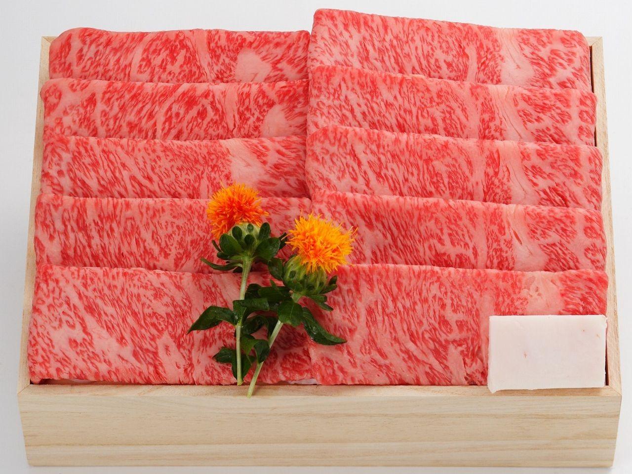 米沢牛 すき焼き リブロース