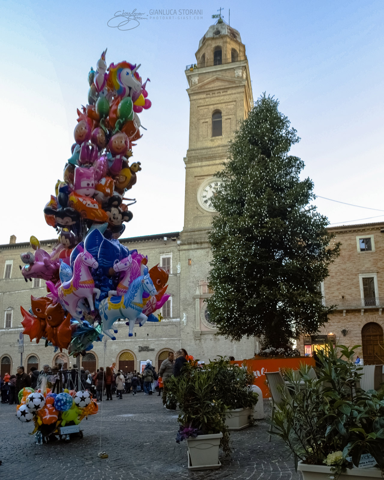 Festa della Befana 2018 di Macerata - Gianluca Storani Photo Art (ID: 4-7544)
