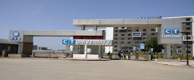 CT University, Ludhiana