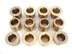 Boss Bearing Y-ATV-ARM-1000B-5H5 Upgrade (12) Bronze A Arm Bushings Yamaha YF...