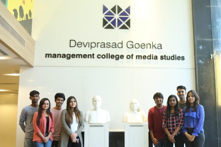 Deviprasad Goenka Management College of Media Studies, Mumbai