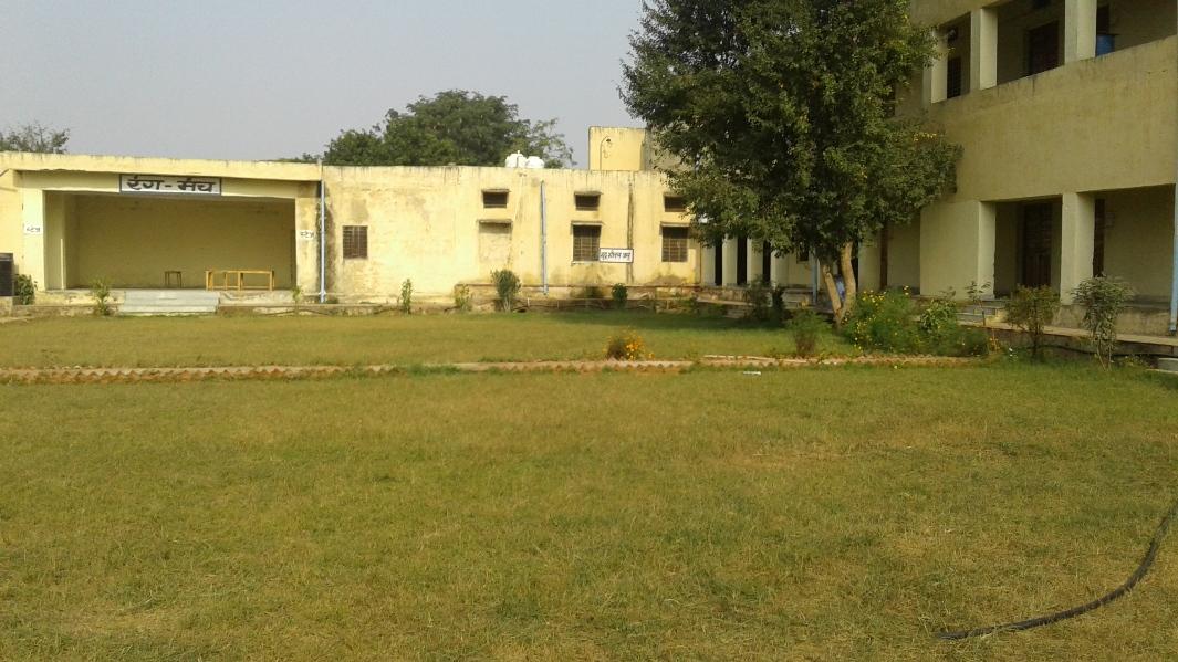 Government Post Graduate College, Hindaun City Image
