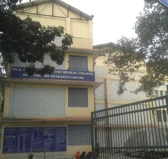 Dr. B.R.Sur Homoeopathic Medical College, New Delhi Image