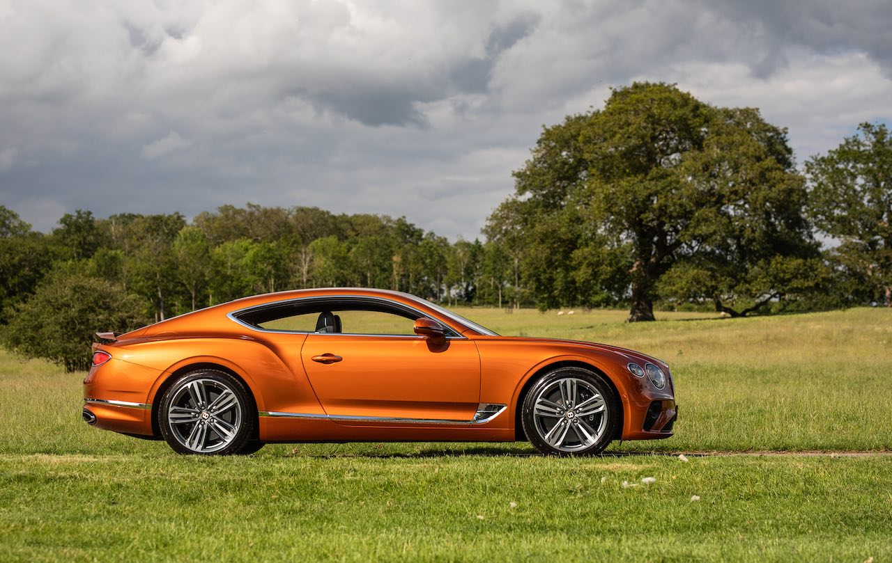 The top 10 most-financed prestige and performance cars
