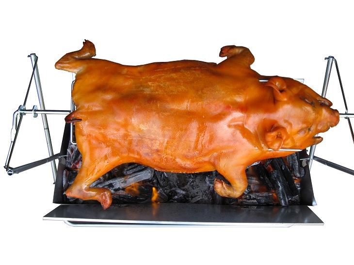 烤乳豬│烤樂美|野外露營