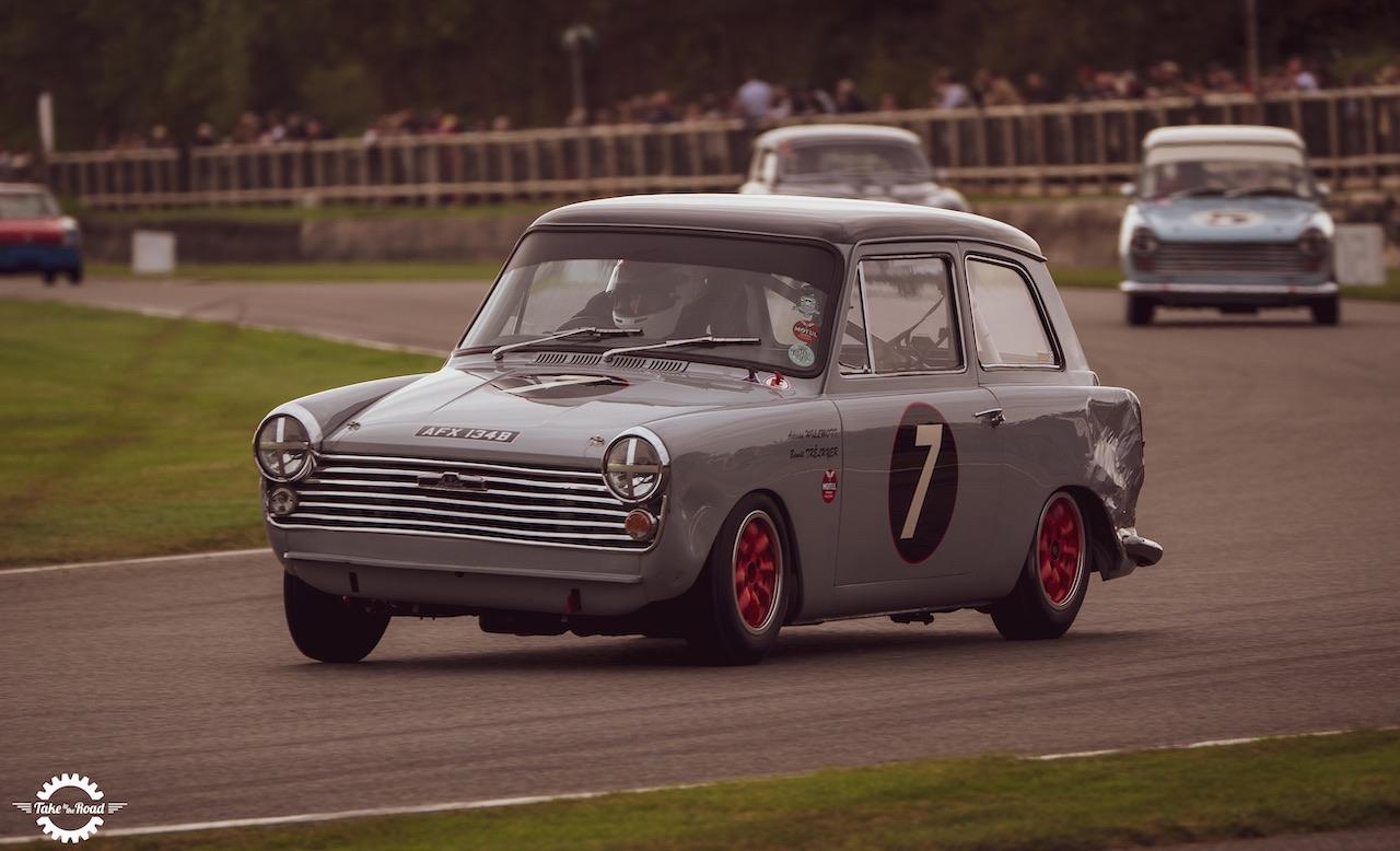 Historic Motorsport makes glorious return at Goodwood Revival 2021