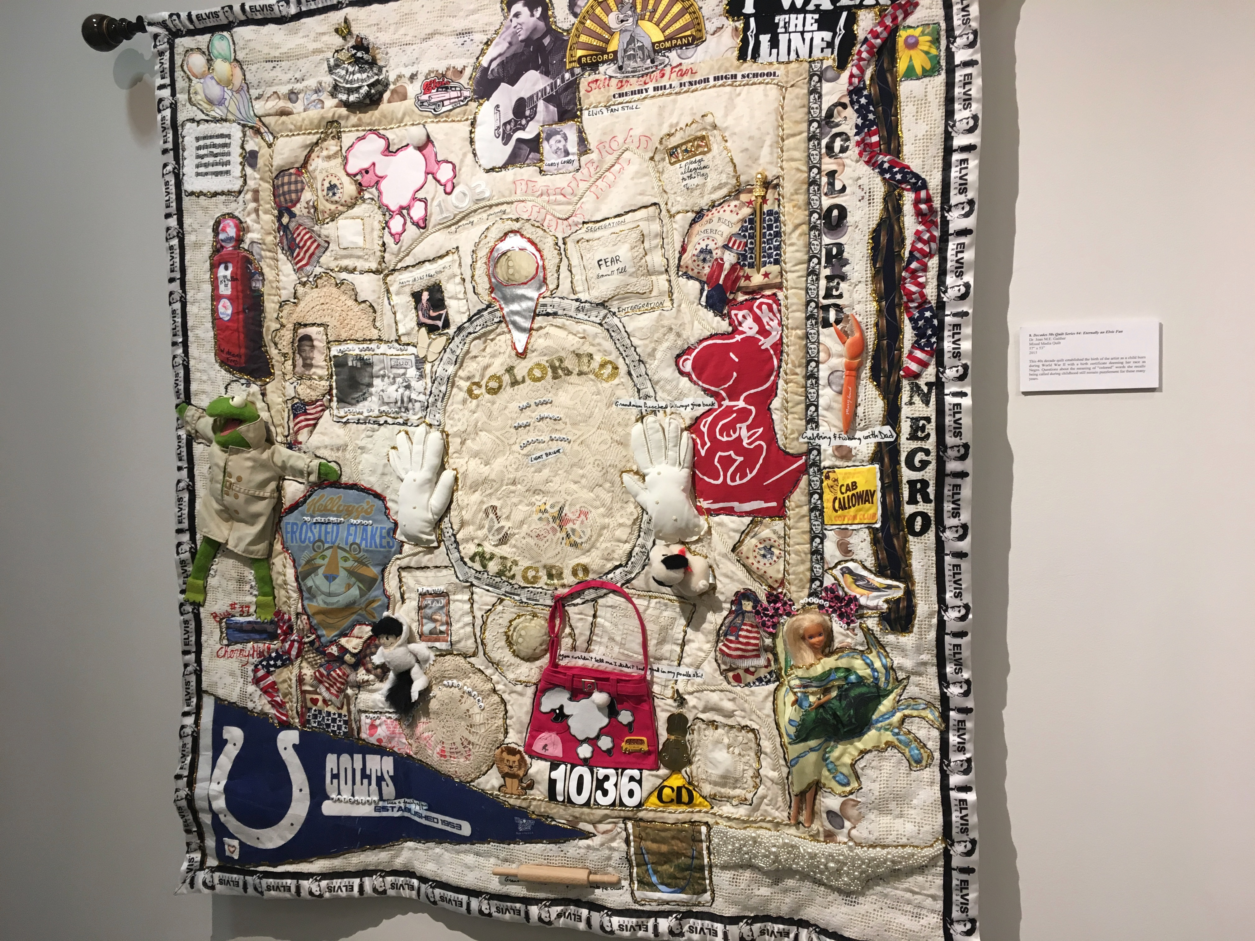 Another documentary quilt