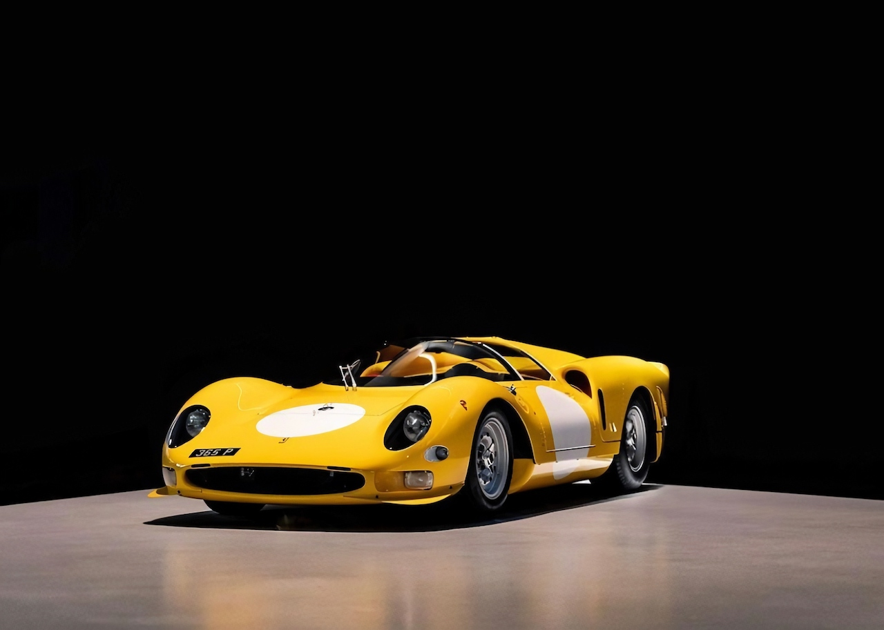 Ferrari 250 GTO leads Prancing Horse Legends at Concours of Elegance