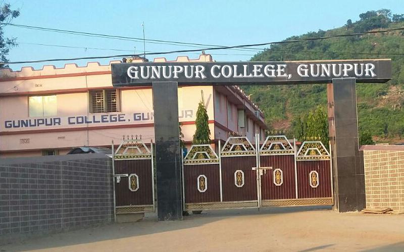 Gunupur College