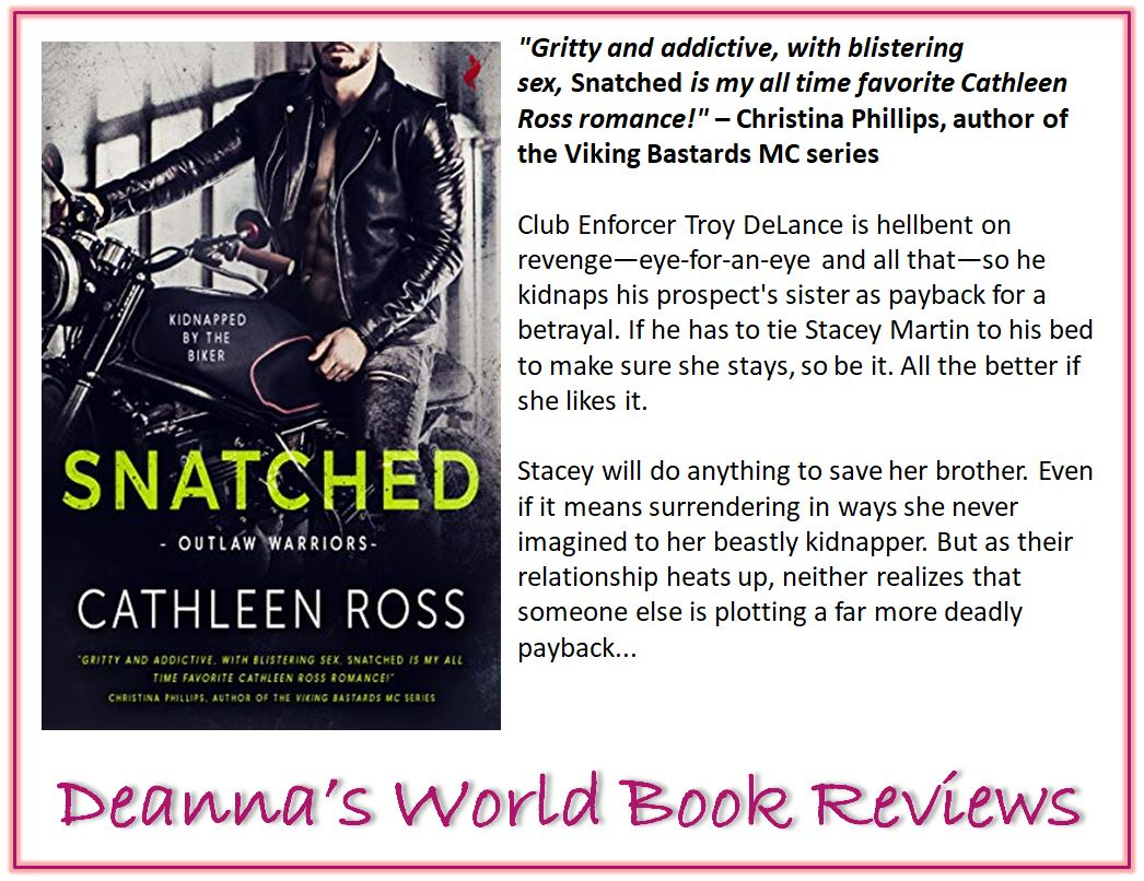 Snatched by Cathleen Ross