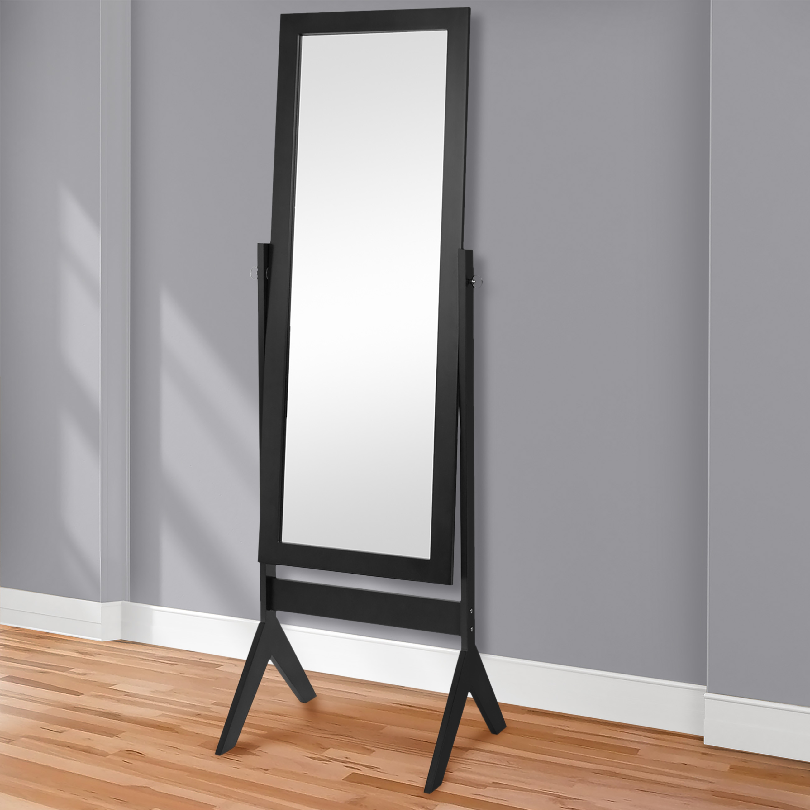 "BCP 65"" Cheval Floor Mirror Decor"