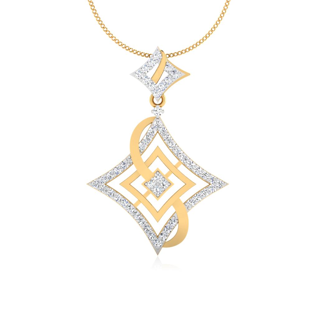 The Arana Diamond Pendant