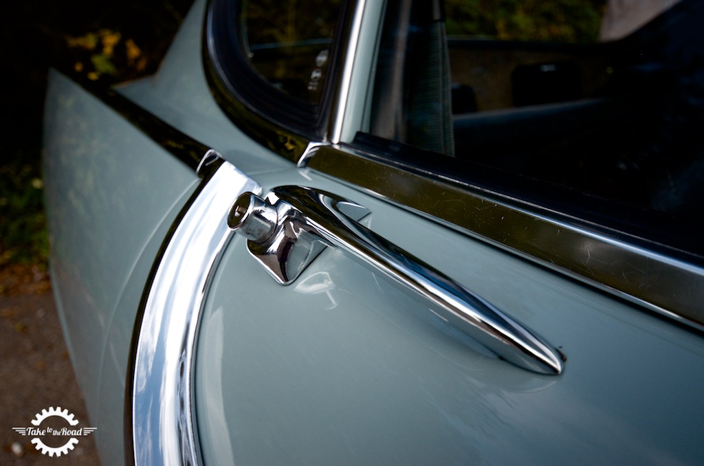 Take to the Road Volvo P1800 Feature