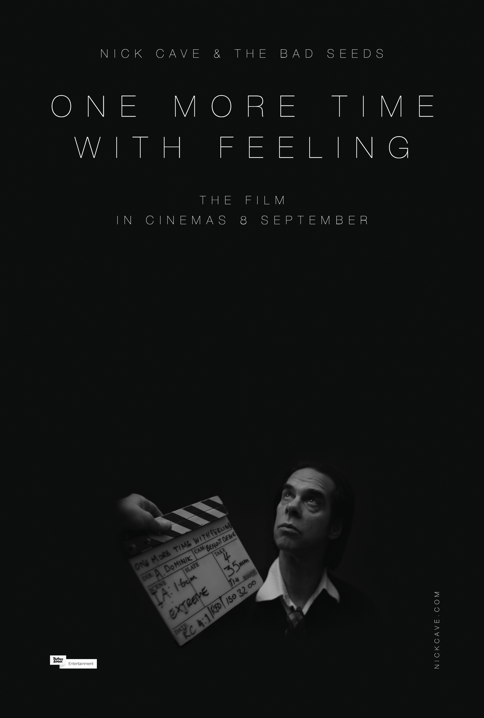 Nick Cave: One More Time With Feeling 3D
